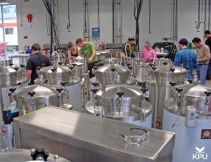kwantlen polytechnic university KPU Brew Lab