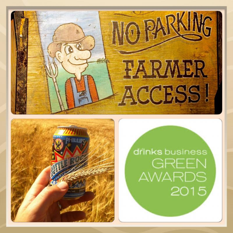 Drinks Business Green Company of the Year Phillips Brewery