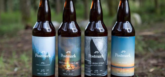 Postmark Brewing Launches 4 650ml Bottled Craft Beers