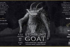 Stumbling Goat Maibock Released from Cannery Brewing