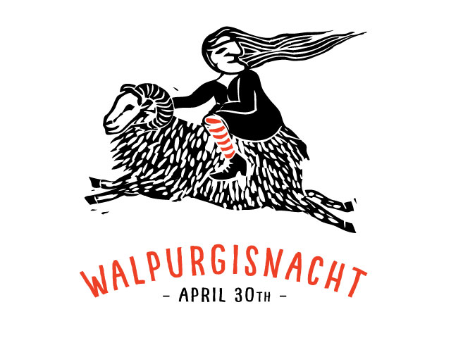 Strange Fellows Brewing Walpurgisnacht