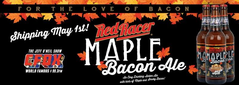Central City Brewers Maple Bacon Ale