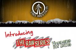 Tree Brewing Launches the RAW Craft Beer Series