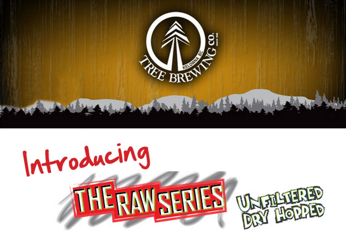 Tree Brewing Launches Raw Beer Series