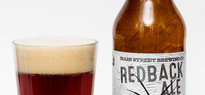 Main Street Brewing Co. – Redback Red Ale