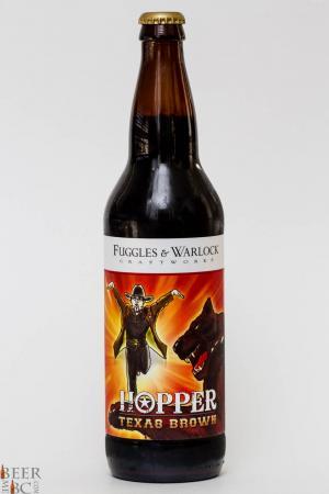 Fuggles & Warlock Hopper Texas Brown Review