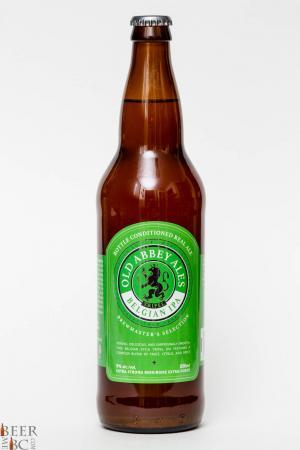 Old Abbey Ales - Belgian Tripel IPA Review