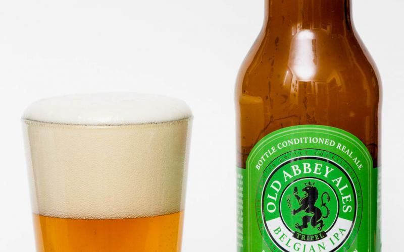 Old Abbey Ales – Belgian Tripel India Pale Ale