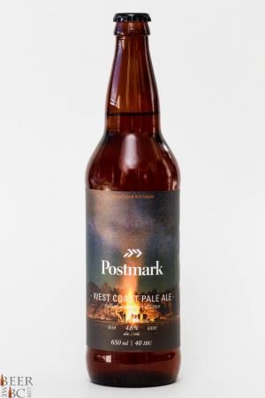 Postmark West Coast Pale Ale Review