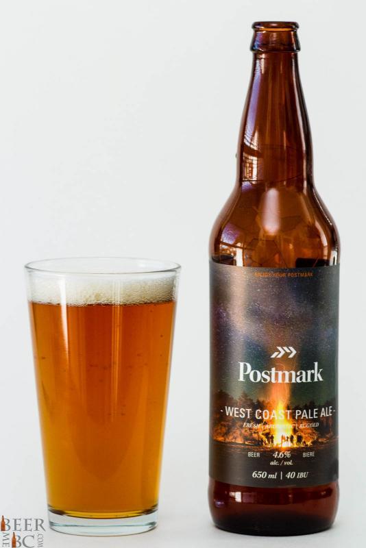 Postmark West Coast Pale Ale Review