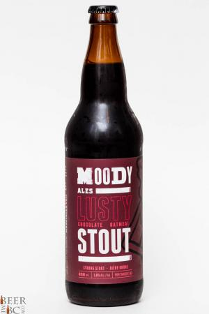 Moody Ales - Lusty Chocolate Stout Review