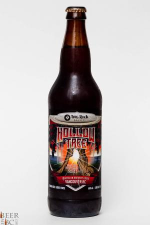 Big Rock Brewery - Hollow Tree Red Ale Review