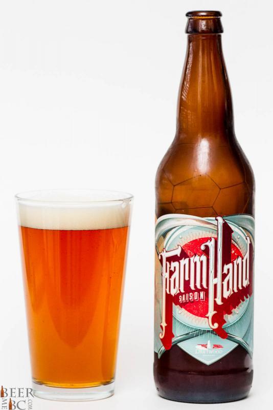 Driftwood Brewing Farmhand Saison Review