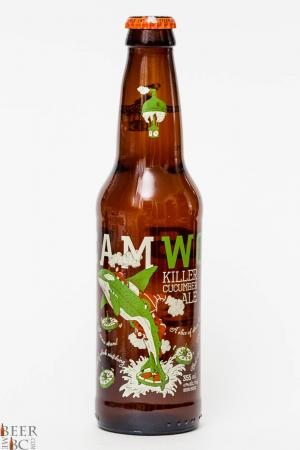 Steamworks Brewery - Killer Cucumber Ale Review