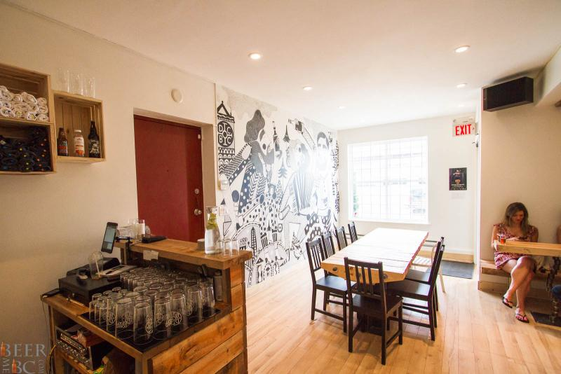Doan's Craft Brewery - Lounge