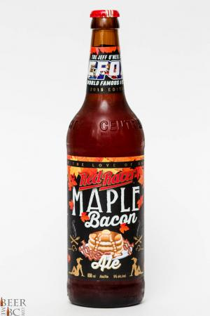Red Racer Bacon Maple Ale 2015 Review