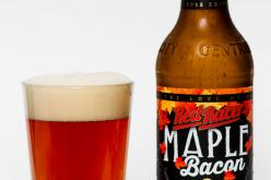 Central City Brewers & Distillers – Red Racer Maple Bacon Ale