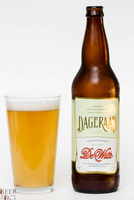 Dageraad Brewing - De Witte Review