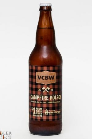 Vancouver Craft Beer Week VCBW 2015 Campfire Kolsch