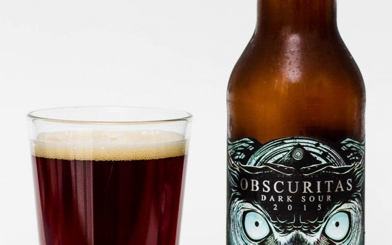 Driftwood Brewing Co. – 2015 Obscuritas Dark Sour