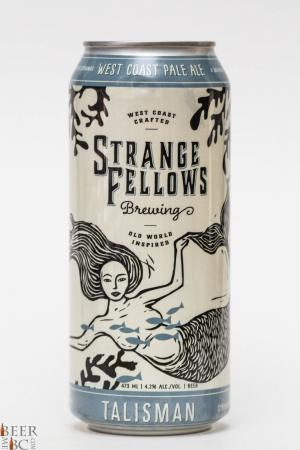Strange Fellows Talisman Pale Ale Review