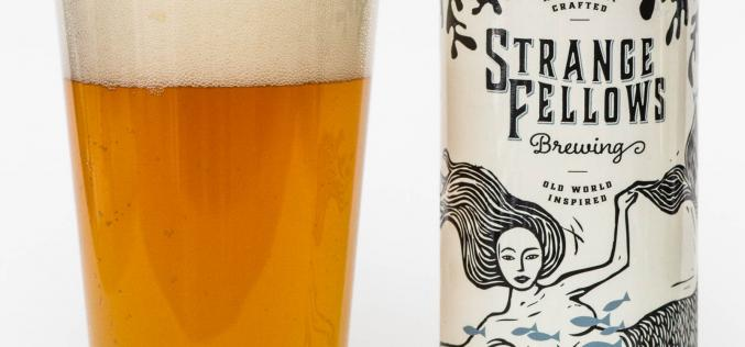 Strange Fellows Brewing Co. – Talisman Pale Ale