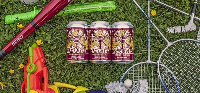 Bomber Brewing Rolls Into Summer With The Park Life Passion Fruit Ale