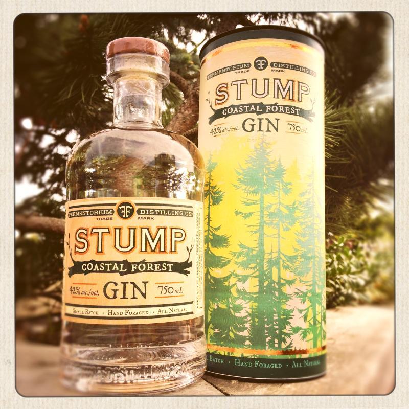 Phillips Fermentorium Stump Gin