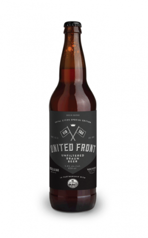 Craft Brewers Guild United Front Beer