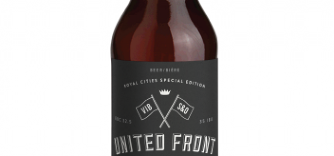 United Front Braun Bier Released as a Craft Brewers Guild Collaboration