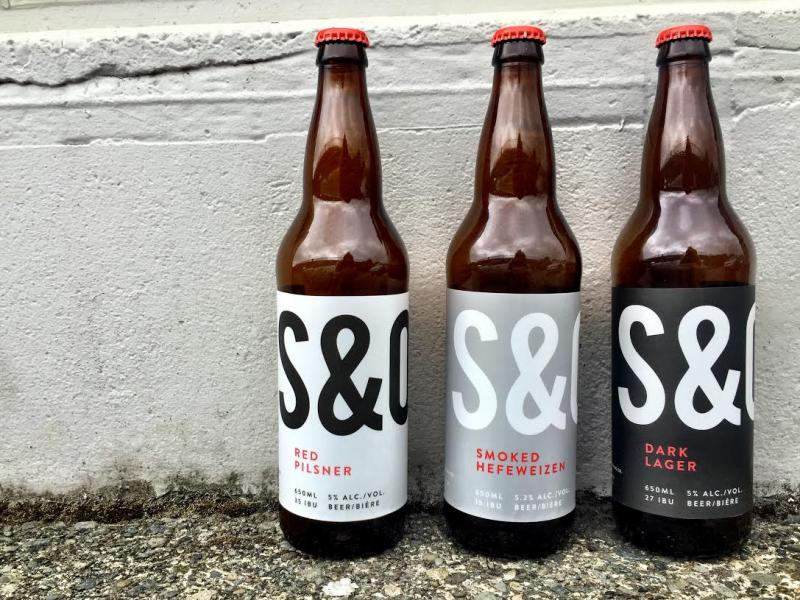 Steel & Oak Brewery New Bottled Beers
