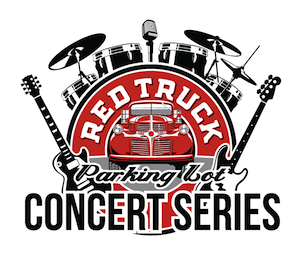 Red Truck Parking Lot Concert Series