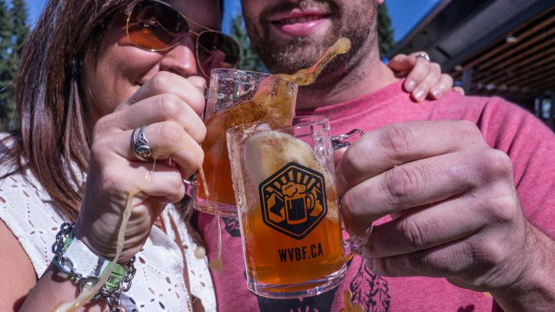 2015 Whistler Valley Beer Festival