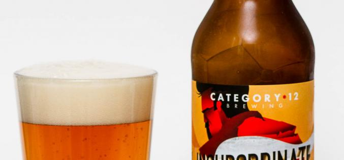 Category 12 Brewing Co. – Insubordinate Session IPA