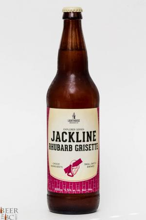 Lighthouse Brewing Jackline Rhubarb Grisette Review