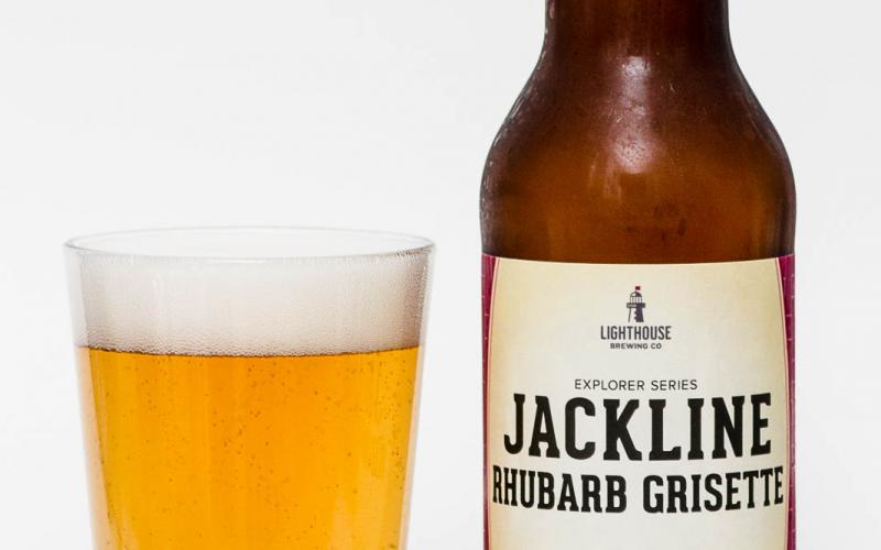 Lighthouse Brewing Co. – Jackline Rhubarb Grisette