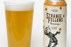 Strange Fellows Brewing Co. – Jongleur Belgian Wit Beer