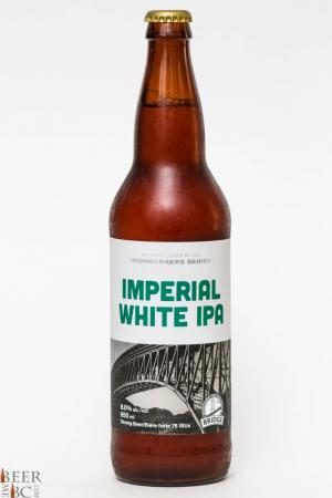 Bridge Brewing Imperial White IPA Review