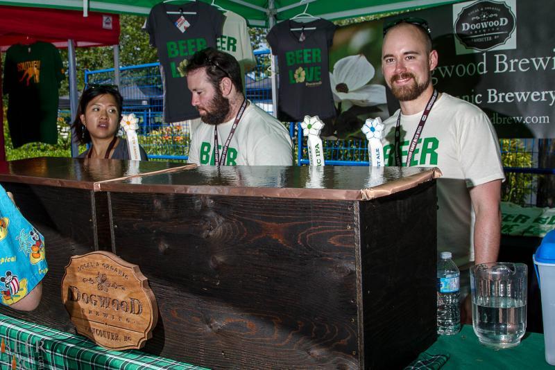 Dogwood Brewery at Vancouver Craft Beer Week
