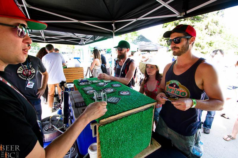 2015 Vancouver Craft Beer Week - Parallel 49 Brewery