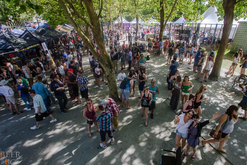Vancouver Craft Beer Week at the PNE