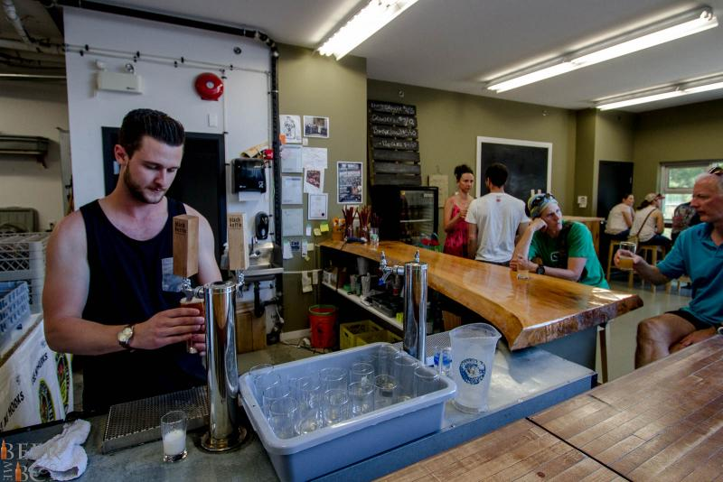 Burnaby Tours - Black Kettle Brewing