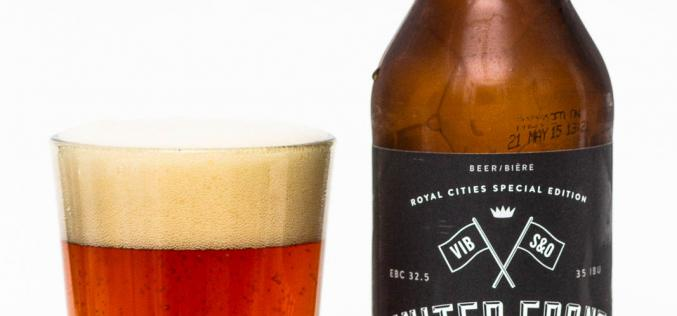 BC Craft Brewers Guild – Collaboration United Front Braun Beer