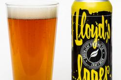 Green leaf Brewing Co. – Lloyd's Lager