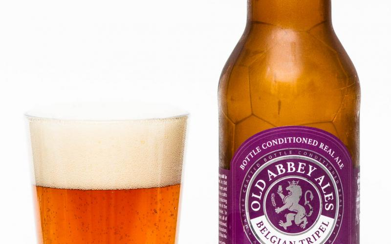 Old Abbey Ales – Belgian Tripel