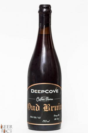 Deep Cove Brewers Oud Bruin ReviewDeep Cove Brewers Oud Bruin Review