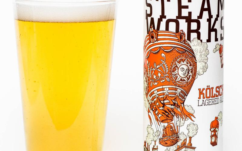 Steamworks Brewing Co. – Kolsch Lagered Ale