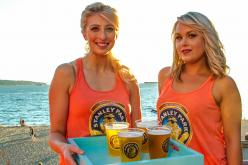 Stanley Park Brewery Launches Sunsetter Summer Ale in Style