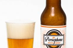 Persephone Brewing Co. – Multigrain Saison