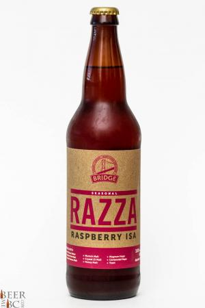 Bridge Brewing Razza Raspberry ISA Review
